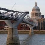 Millennium Bridge — Stock Photo #30276393