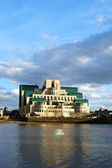 MI6 Building — Stock Photo