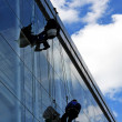 Facade cleaners — Stock Photo #3065541