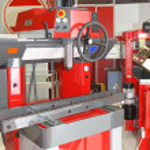 Hydraulic press — Stock Photo