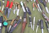 Knives — Stock Photo