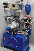 Hydraulic pump — Stock Photo