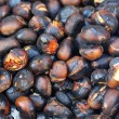 Stockfoto: Roasted chestnuts