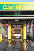 Car wash — Stock fotografie