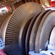 Turbine blades — Stock Photo #31267229