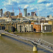 Millennium Bridge — Stock Photo #31517349