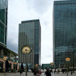 Canary Wharf — Stock Photo #31730529