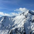 Mountain peak — Stockfoto
