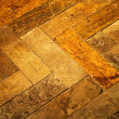 Hardwood parquet — Stock Photo