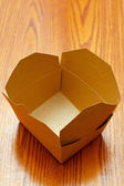 Empty box — Stock Photo