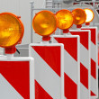 Stock Photo: Safety light