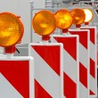 Safety light — Stock Photo
