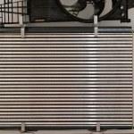 Car radiator — Stock Photo #32804249