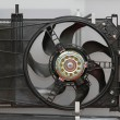 Engine fan — Stock Photo