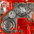 Gear box — Stock Photo