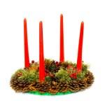 svíčky — Stock fotografie