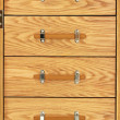 Stock Photo: Drawers