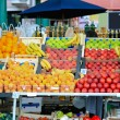 Fruit stall — Stock Photo