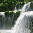 Waterfalls Krka — Stock Photo