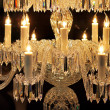 Crystal chandelier — Stock Photo #33482735