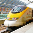 eurostar train — Stock Photo