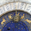 Zodiac clock — Stock Photo #33507247