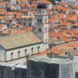 Dubrovnik tower — Stock Photo