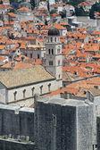 Dubrovnik tower — Stock Photo