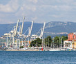 Koper panorama — Stock Photo