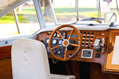 Boat dashboard — Foto de Stock