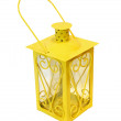 Yellow lantern — Stock Photo #34100835