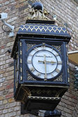 Stables Market Clock — Stock Photo