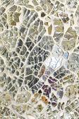 Broken mirror — Stock Photo