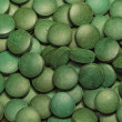 Stock Photo: Spirulina