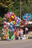 Quiosque de balão — Fotografia Stock