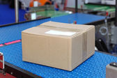 Transport box — Stock Photo