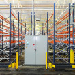 Control box warehouse — Stock Photo #34952261