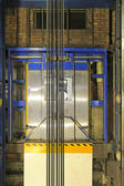 Lift shaft — Stock Photo