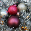 Christmas baubles — Stock Photo #36344795