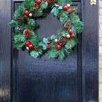 Door wreath — Stock Photo #36345155