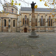 Temple Church London — Foto Stock