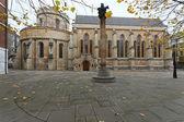 Temple Church London — Foto Stock