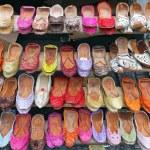platta skor — Stockfoto