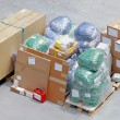 Shipping package — Stock Photo #37758679