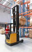 Forklift — Stock Photo
