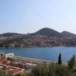Dubrovnik port — Stock Photo