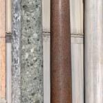 Marble columns — Stock Photo