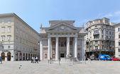 Palazzo della Borsa Vecchia — Stock Photo