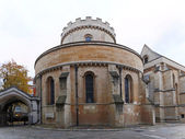 The Temple Church — Foto de Stock