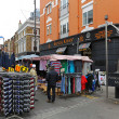 Stock Photo: Petticoat Lane Market